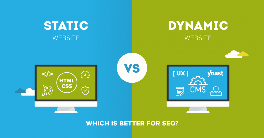 Static Websites vs Dynamic Websites Which Is Better for SEO